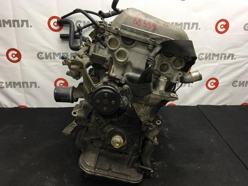Двигатель Nissan Avenir PW11 SR20 2002 Голый (без навесного), комплектность как на фото. (б/у)