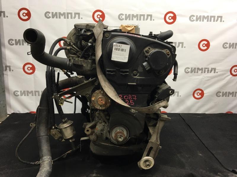 Двигатель Nissan Laurel GC35 RB25 2001 Голый (без навесного), комплектность как на фото. (б/у)