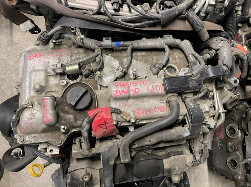 Шкив коленвала Toyota Prius ZVW30 2ZR-FXE 2010 (б/у)
