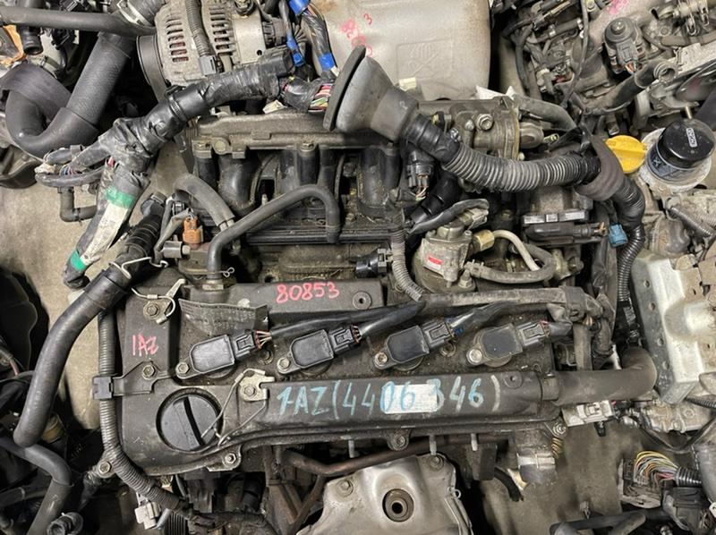 Шкив коленвала Toyota Gaia ACM10 1AZ-FSE 2002 (б/у)