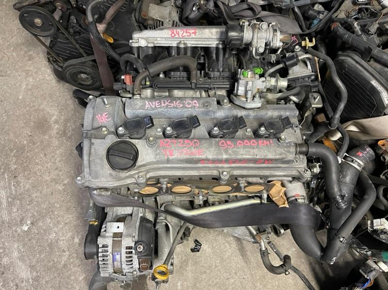Генератор Toyota Avensis AZT250 1AZ-FSE 2009 4 контакта. (б/у)