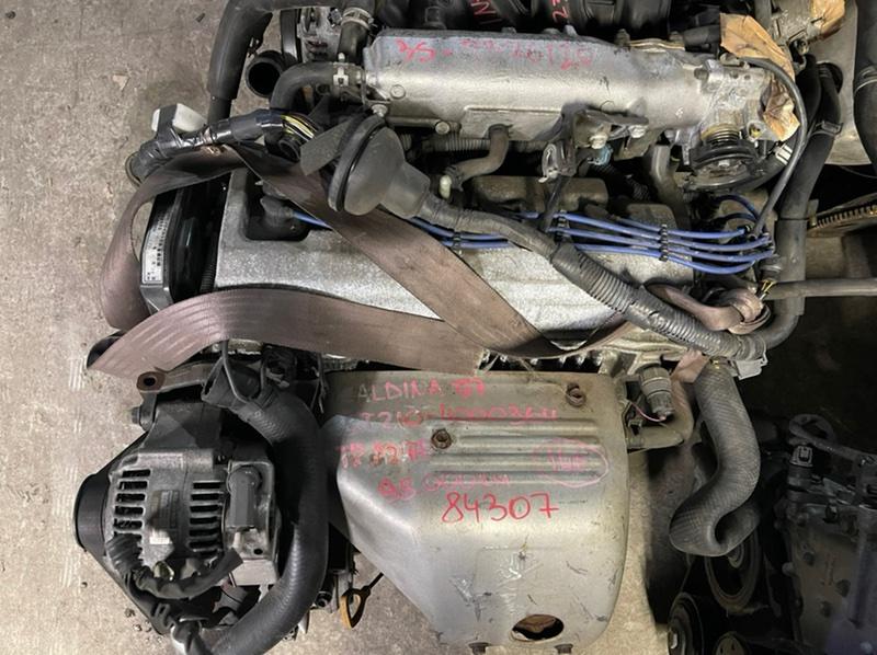 Шкив коленвала Toyota Caldina ST210 3S-FE 1997 (б/у)