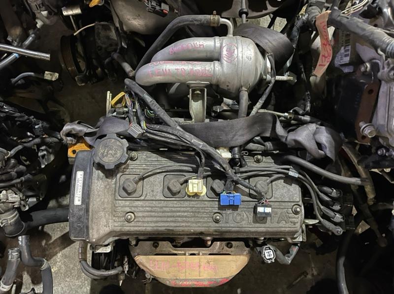 Компрессор кондиционера Toyota Corolla EE111 4E-FE 2000 (б/у)