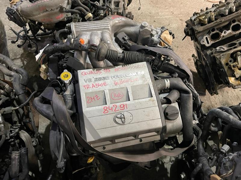 Высоковольтные провода Toyota Mark Ii Qualis MCV21 2MZ 1999 Комплект из 3х штук. (б/у)