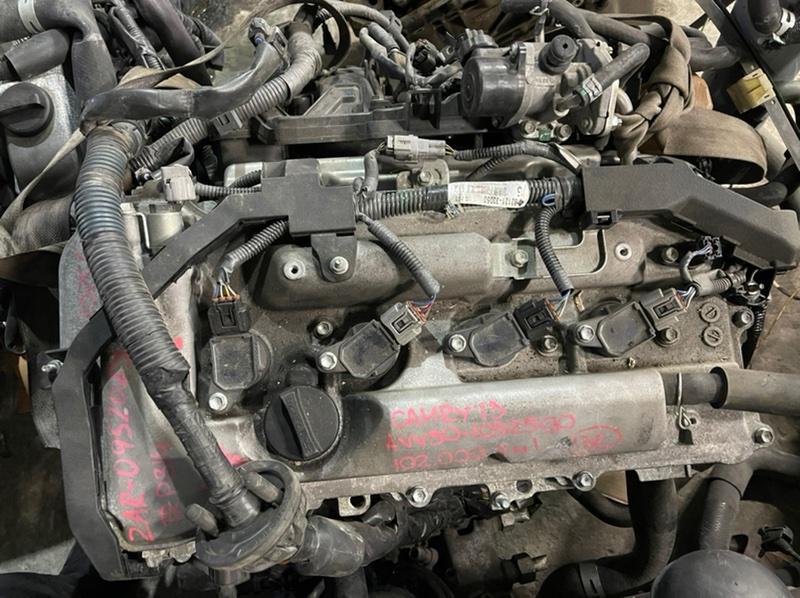 Шкив коленвала Toyota Camry AVV50 2AR-FXE 2013 (б/у)