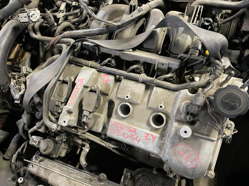 Шкив коленвала Mazda Verisa DC5W ZY 2005 (б/у)