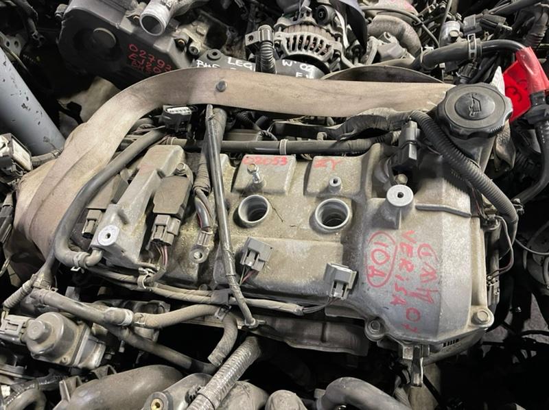 Шкив коленвала Mazda Verisa DC5R ZY 2005 (б/у)