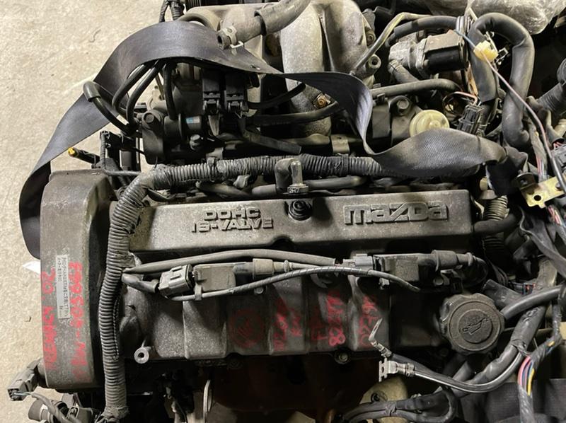 Шкив коленвала Mazda Premacy CP8W FP 2002 (б/у)