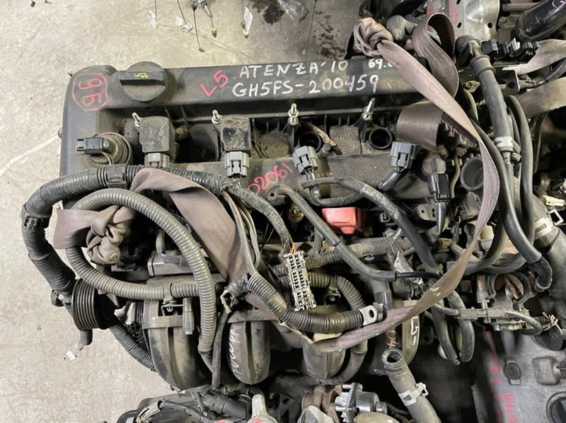Коллектор впускной Mazda Atenza GH5FS L5 2010 (б/у)