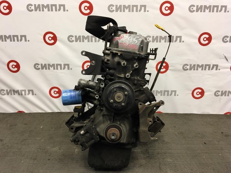 Двигатель Nissan Caravan VTE24 NA20 1986 Голый (без навесного), комплектность как на фото. (б/у)