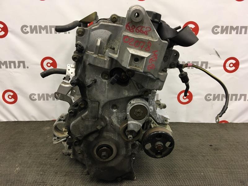Двигатель Nissan Wingroad JY12 MR18 2006 Голый (без навесного), комплектность как на фото. (б/у)
