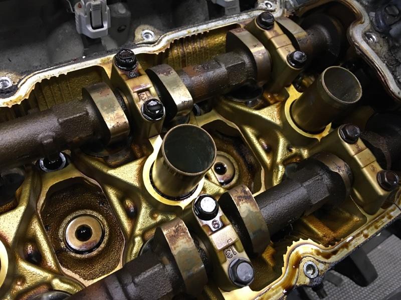 Двигатель Infiniti Fx35 S50 VQ35 2010 Голый (без навесного), комплектность как на фото. (б/у)