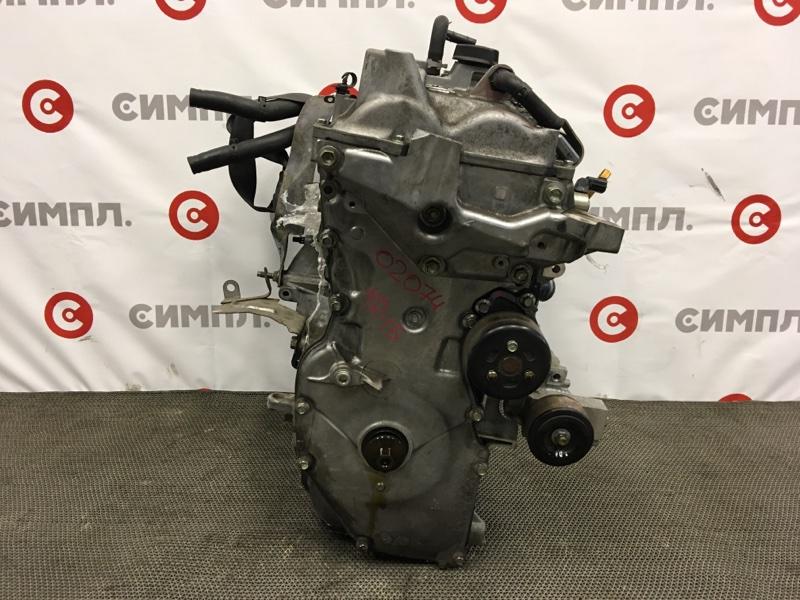 Двигатель Nissan Juke YF15 HR15 2011 Голый (без навесного), комплектность как на фото. (б/у)