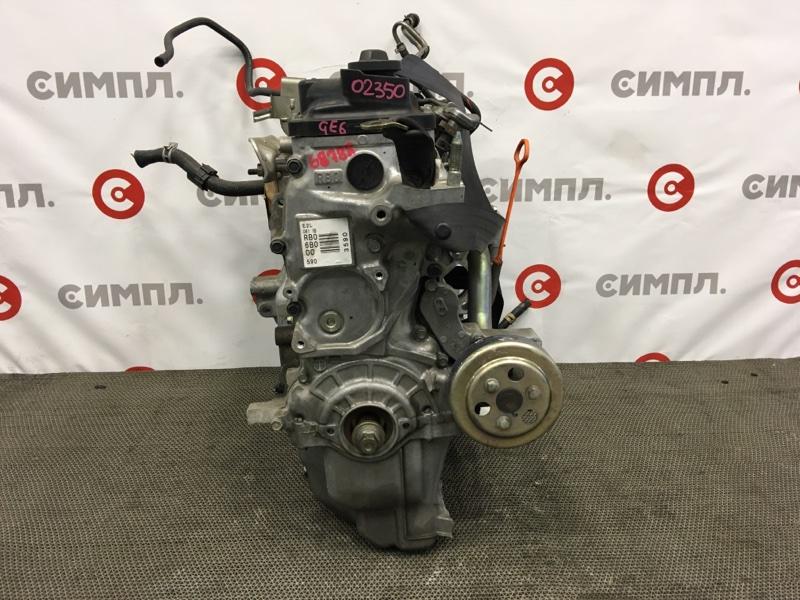 Двигатель Honda Fit GE6 L13A 2011 Голый (без навесного), комплектность как на фото. (б/у)