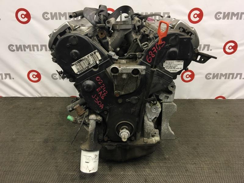 Двигатель Honda Odyssey RA8 J30A 2002 Голый (без навесного), комплектность как на фото. (б/у)