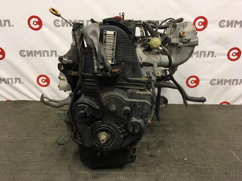 Двигатель Honda Odyssey RA6 F23A 2001 Голый (без навесного), комплектность как на фото. (б/у)