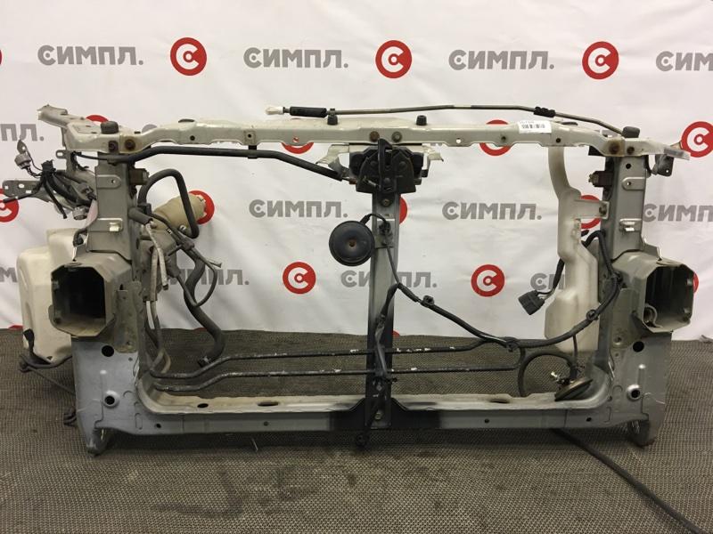 Рамка радиатора Mitsubishi Grandis NA4W 4G69 73052 Бачки продаются отдельно. (б/у)