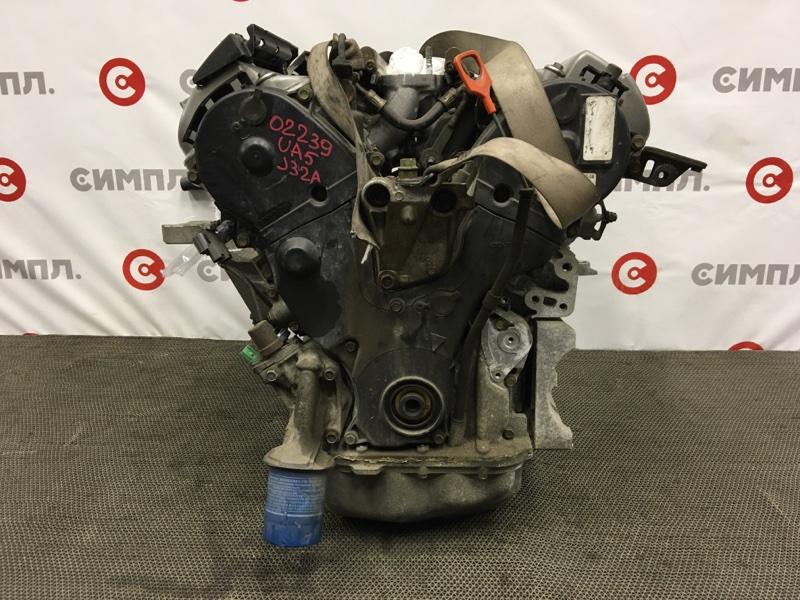Двигатель Honda Inspire UA5 J32A 1999 Голый (без навесного), комплектность как на фото. (б/у)
