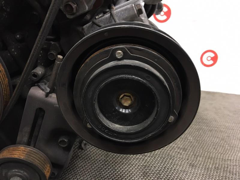 Компрессор кондиционера Honda Inspire UA2 G25A 1995 (б/у)