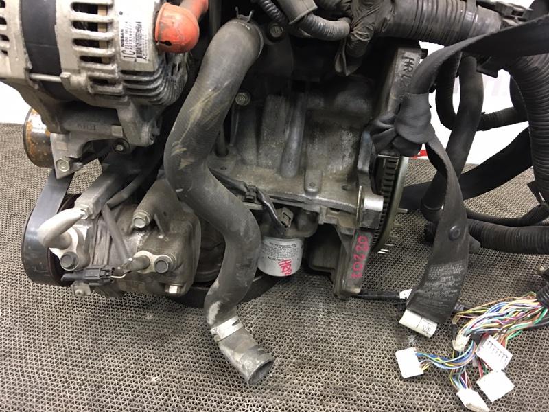 Патрубок радиатора Nissan Note E12 HR12 2012 нижний Нижний. (б/у)
