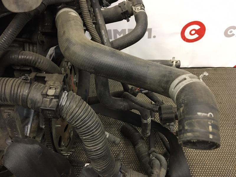 Патрубок радиатора Nissan Note E12 HR12 2012 верхний Верхний. (б/у)