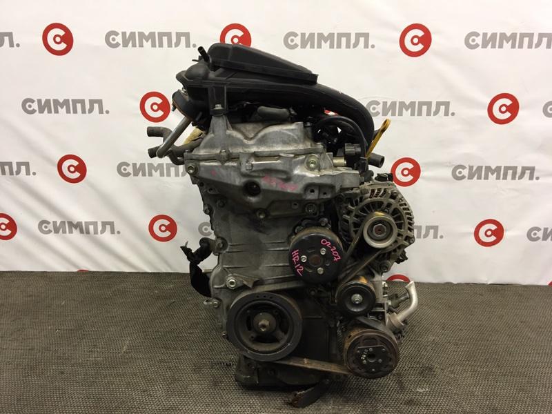 Двигатель Nissan Note E12 HR12 2012 Цена за голый мотор. Пробег по Японии 101000 км. Снят (б/у)