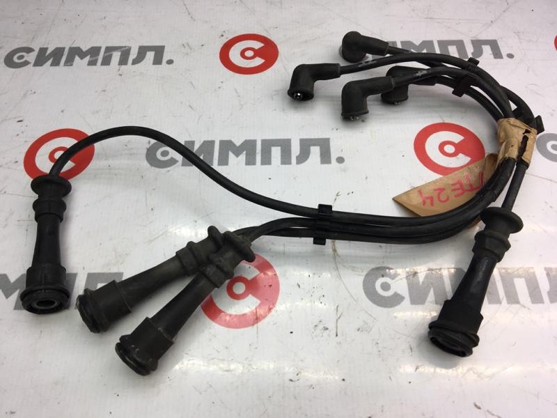 Высоковольтные провода Nissan Caravan VTE24 NA20 1986 Продаются комплектом 4 шт. (б/у)