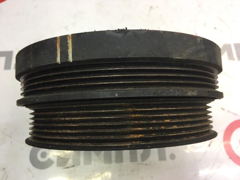 Шкив коленвала Infiniti Fx35 S50 VQ35 2010 (б/у)