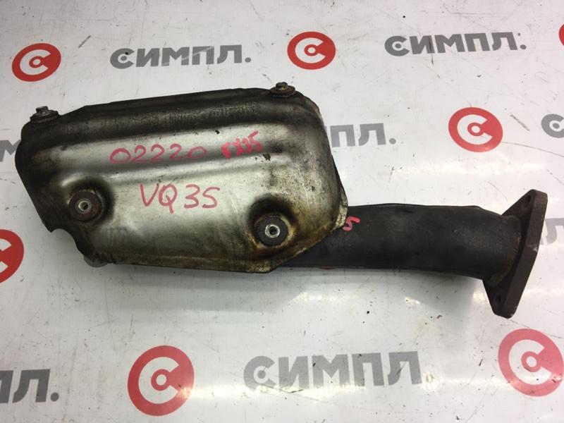 Коллектор выпускной Infiniti Fx35 S50 VQ35 2010 (б/у)