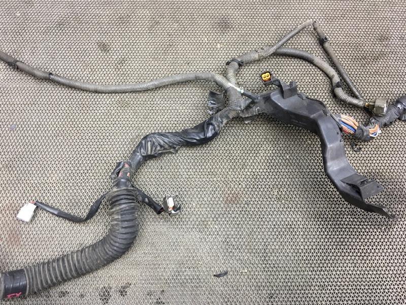 Проводка двс Infiniti Fx35 S50 VQ35 2010 Обрезана (см. фото). (б/у)