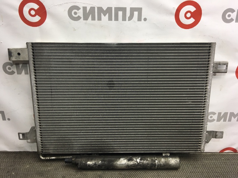Радиатор кондиционера Mercedes-Benz B-Class T245 M266 E17 2006 (б/у)