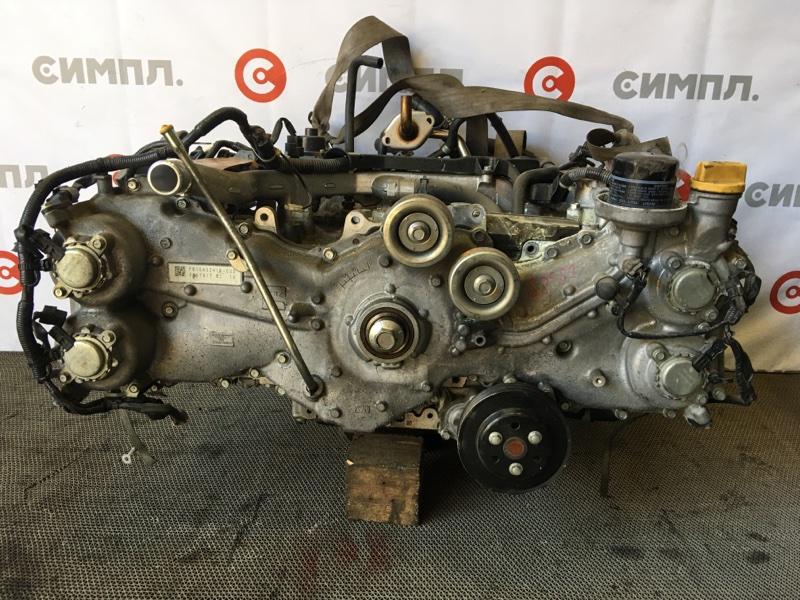 Двигатель Subaru Impreza GJ2 FB16 2012 Контрактный двигатель, без пробега по РФ. Трещина в  (б/у)