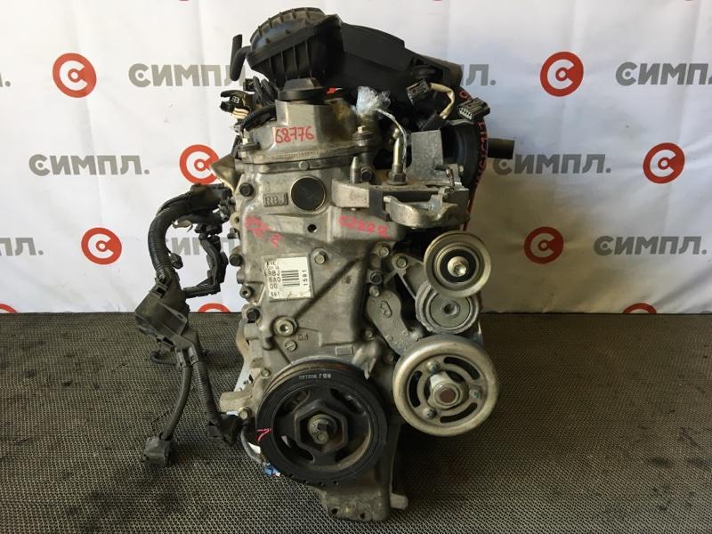 Двигатель Honda Insight ZE2 LDA 2009 Контрактный двигатель в отличном состоянии. Без (б/у)