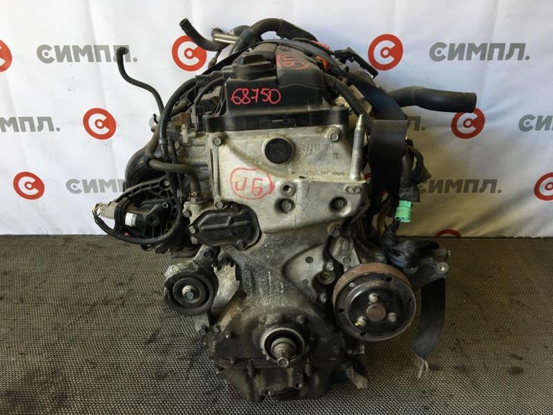Двигатель Honda Stream RN6 R18A 2006 Контрактный двигатель в отличном состоянии. Без (б/у)