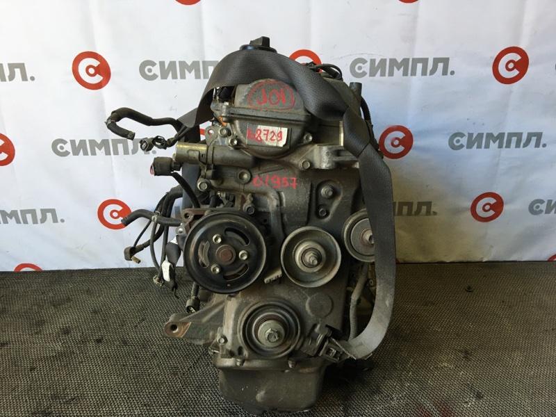 Двигатель Toyota Bb QNC25 K3-VE 2008 Контрактный двигатель в отличном состоянии. Без (б/у)