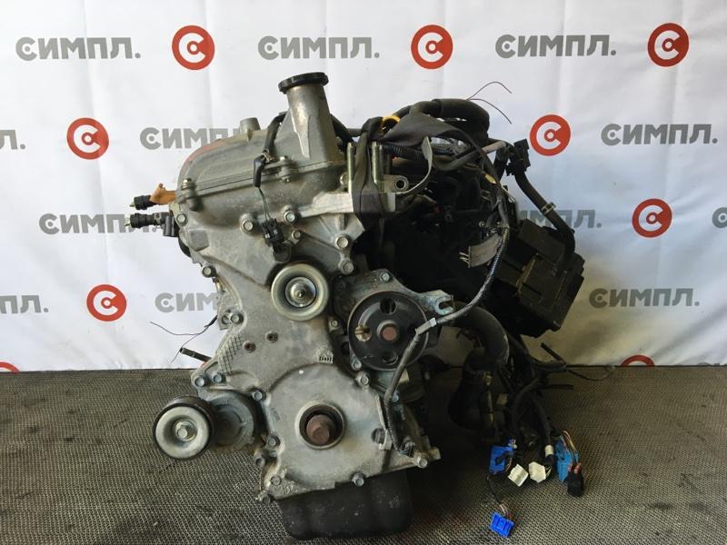 Двигатель Mazda Demio DE3FS ZJ 2008 Контрактный двигатель в отличном состоянии. Без (б/у)