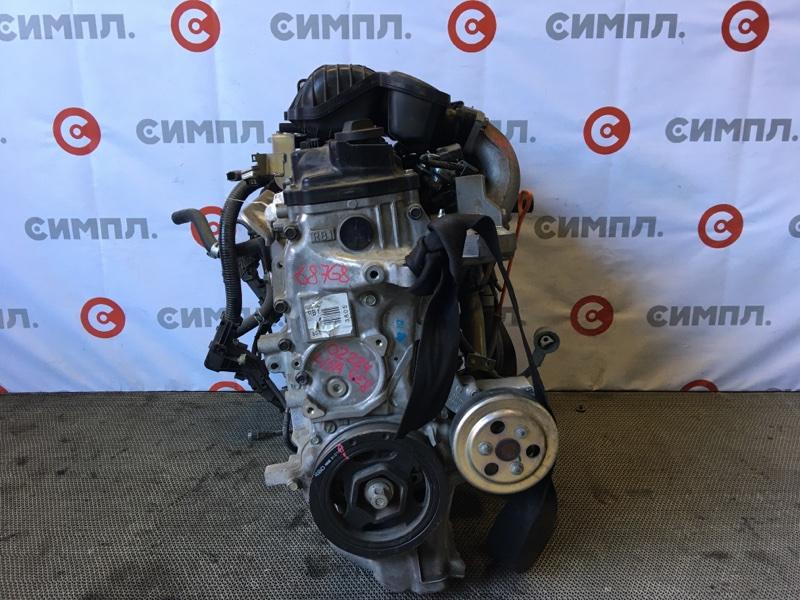 Двигатель Honda Fit GE8 L15A 2009 Контрактный двигатель в отличном состоянии. Без (б/у)