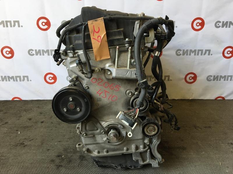 Двигатель Mitsubishi Galant Fortis CY6A 4J10 2011 Контрактный двигатель в отличном состоянии. (б/у)