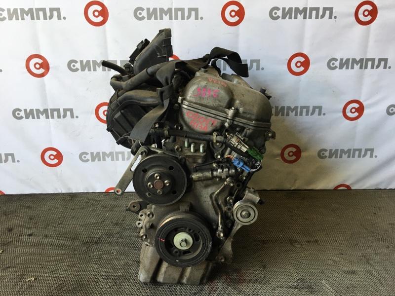 Двигатель Suzuki Chevrolet Cruze HR51S M13A 2001 Контрактный двигатель в отличном состоянии. (б/у)