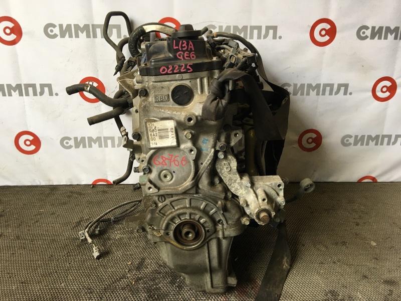 Двигатель Honda Fit GE6 L13A 2007 Контрактный двигатель в отличном состоянии. Без (б/у)