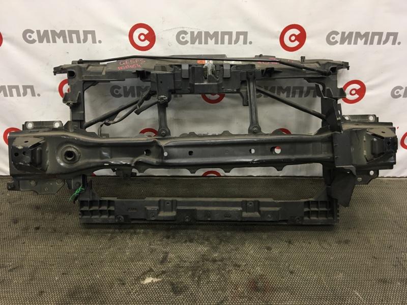 Рамка радиатора Mazda Atenza GH5FS L5 2010 101464 Продается в сборе, как на фото. Усилитель (б/у)