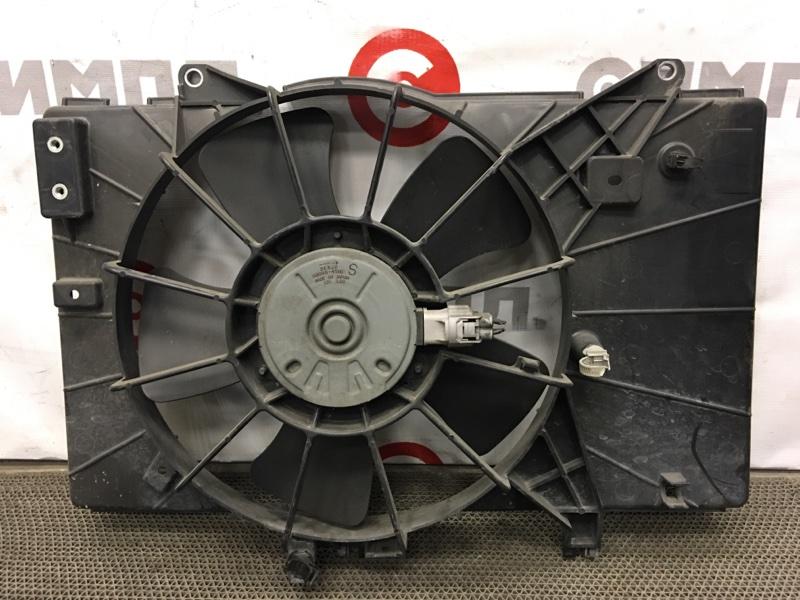 Диффузор Mazda Verisa DC5R ZY 2007 101455 (б/у)
