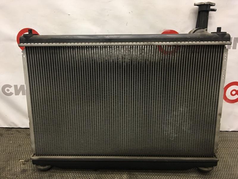 Радиатор охлаждения двигателя Mazda Verisa DC5R ZY 2007 101455 (б/у)