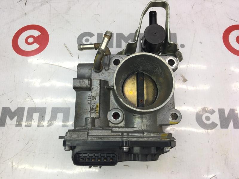 Заслонка дроссельная Honda Insight ZE2 LDA 2009 (б/у)