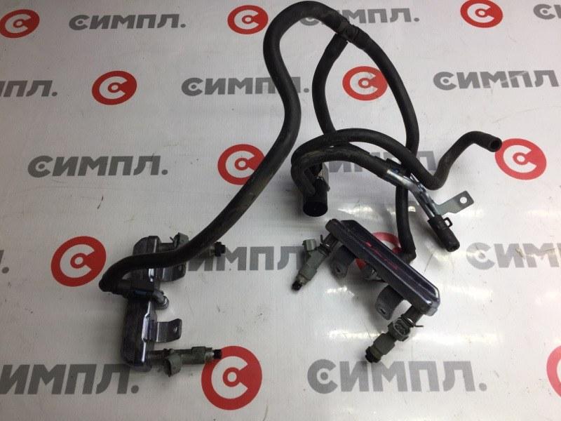 Инжектор, форсунка Subaru Impreza GP7 FB16 2012 Продаются комплектом 4 шт. в сборе с (б/у)