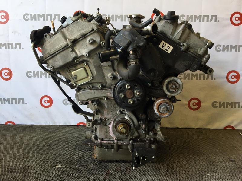 Двигатель Lexus Is250 GSE25 4GR 2007 (б/у)