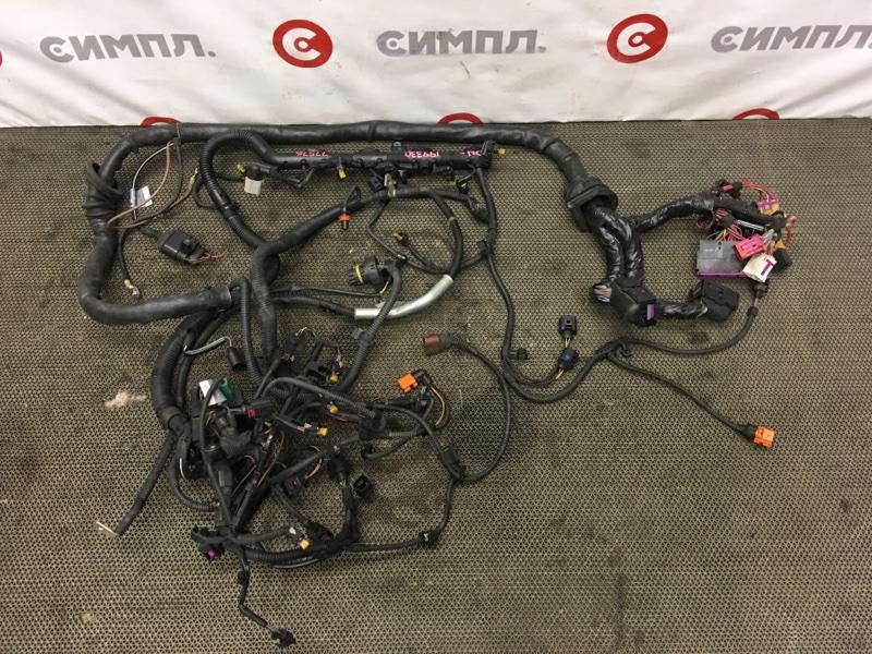 Проводка двс Audi A5 8TA CDN 2011 77576 (б/у)