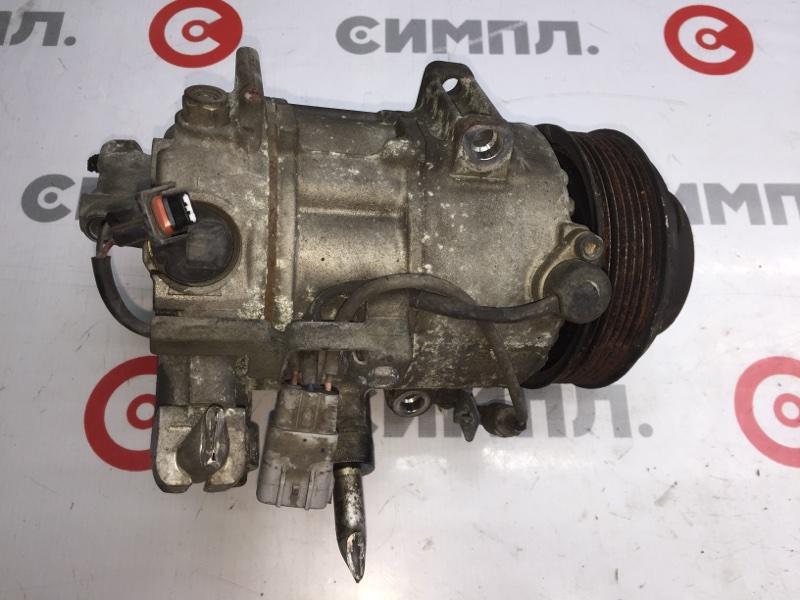 Компрессор кондиционера Lexus Is250 GSE25 4GR 2007 (б/у)