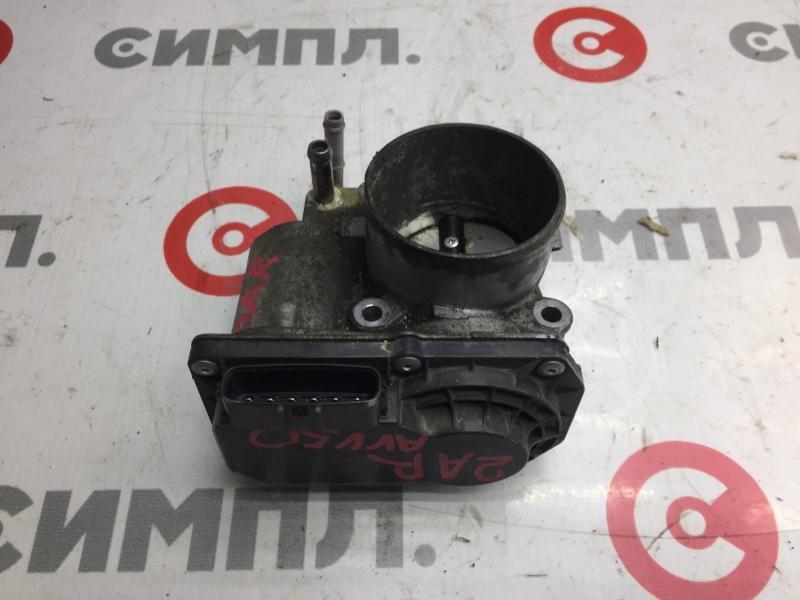 Заслонка дроссельная Toyota Camry AVV50 2AR-FXE 2013 (б/у)
