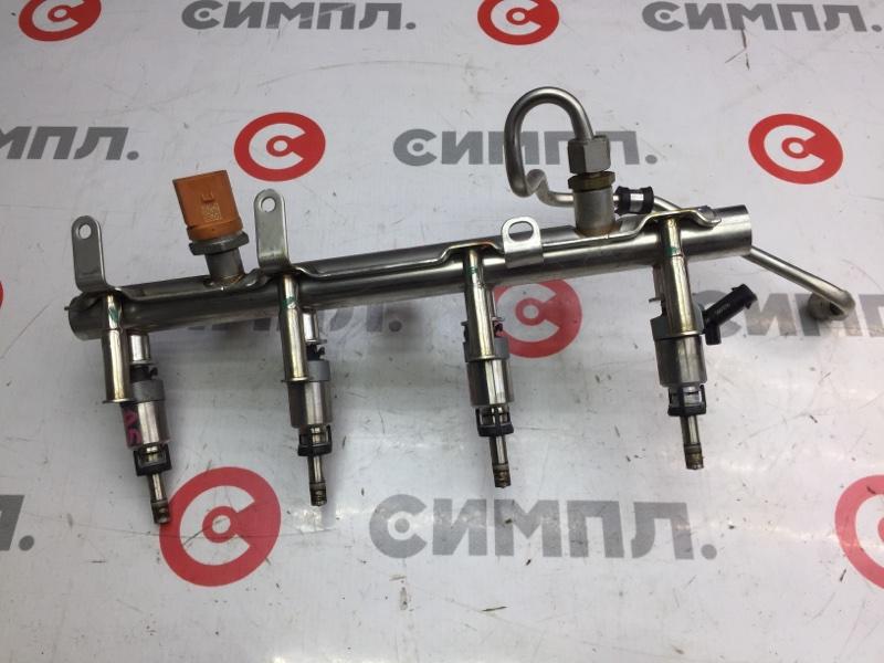 Инжектор, форсунка Audi A5 8XA CDN 2011 06h906036p Продаются комплектом 4 шт. в сборе с (б/у)